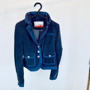 Free People button up jacket size 0